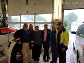 Greg Schultz (CPR Instructor), Rocky Woodburn, Jaime Weber, Mary Ellen Borland, Carole Hoffman-Barlow, Jake Karaczynski